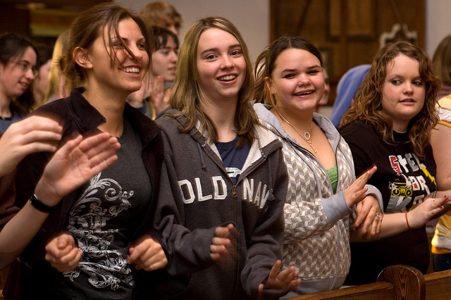 Keeping Young Adults in Church