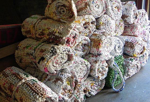 Humble Plastic Bags