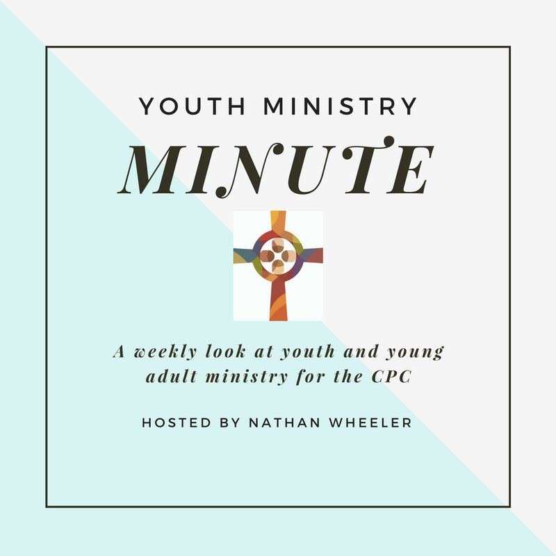 Youth Ministry Minute #11