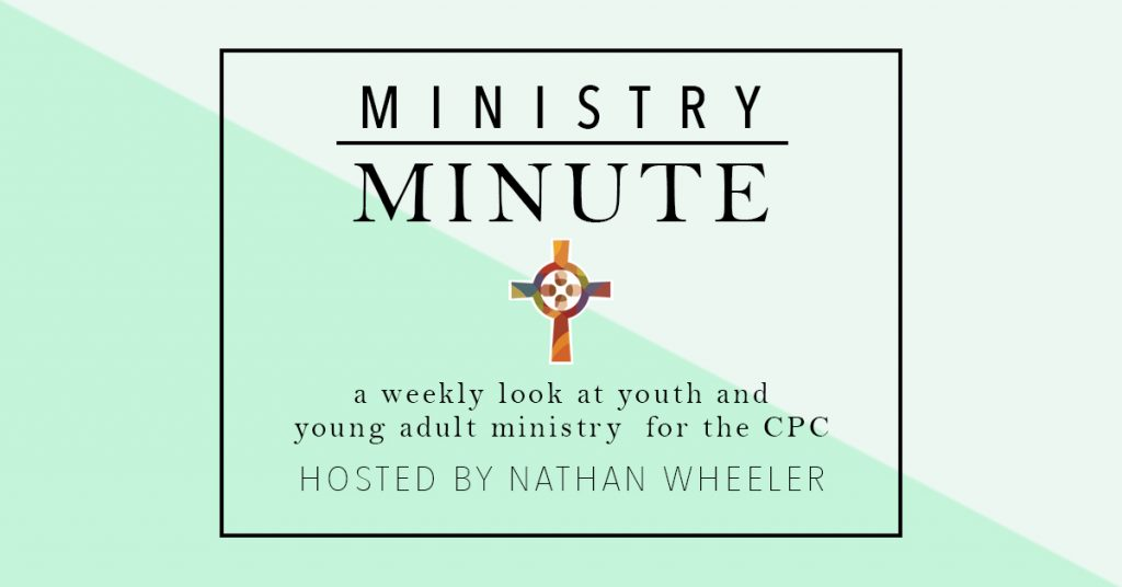 Ministry Minute #16