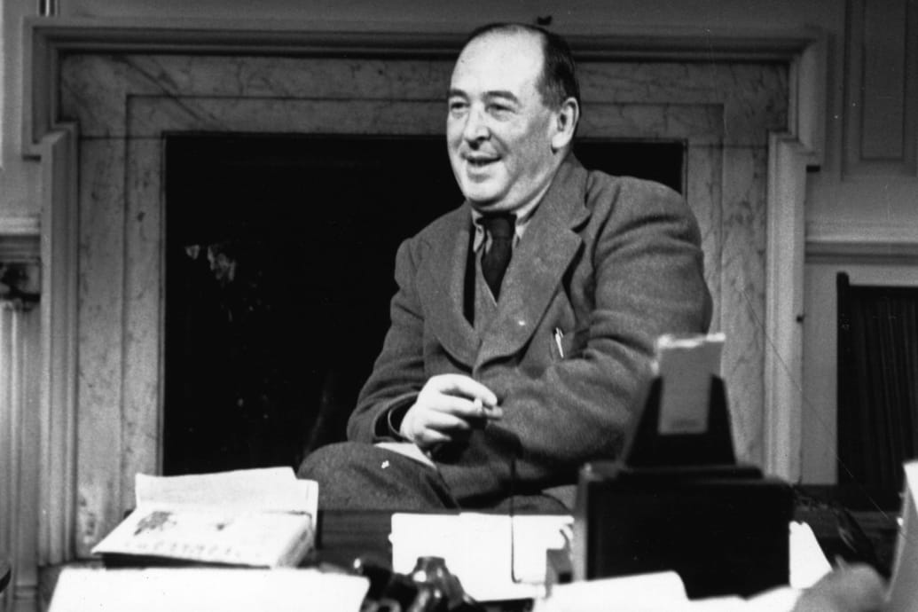 C.S. Lewis: Man or Rabbit