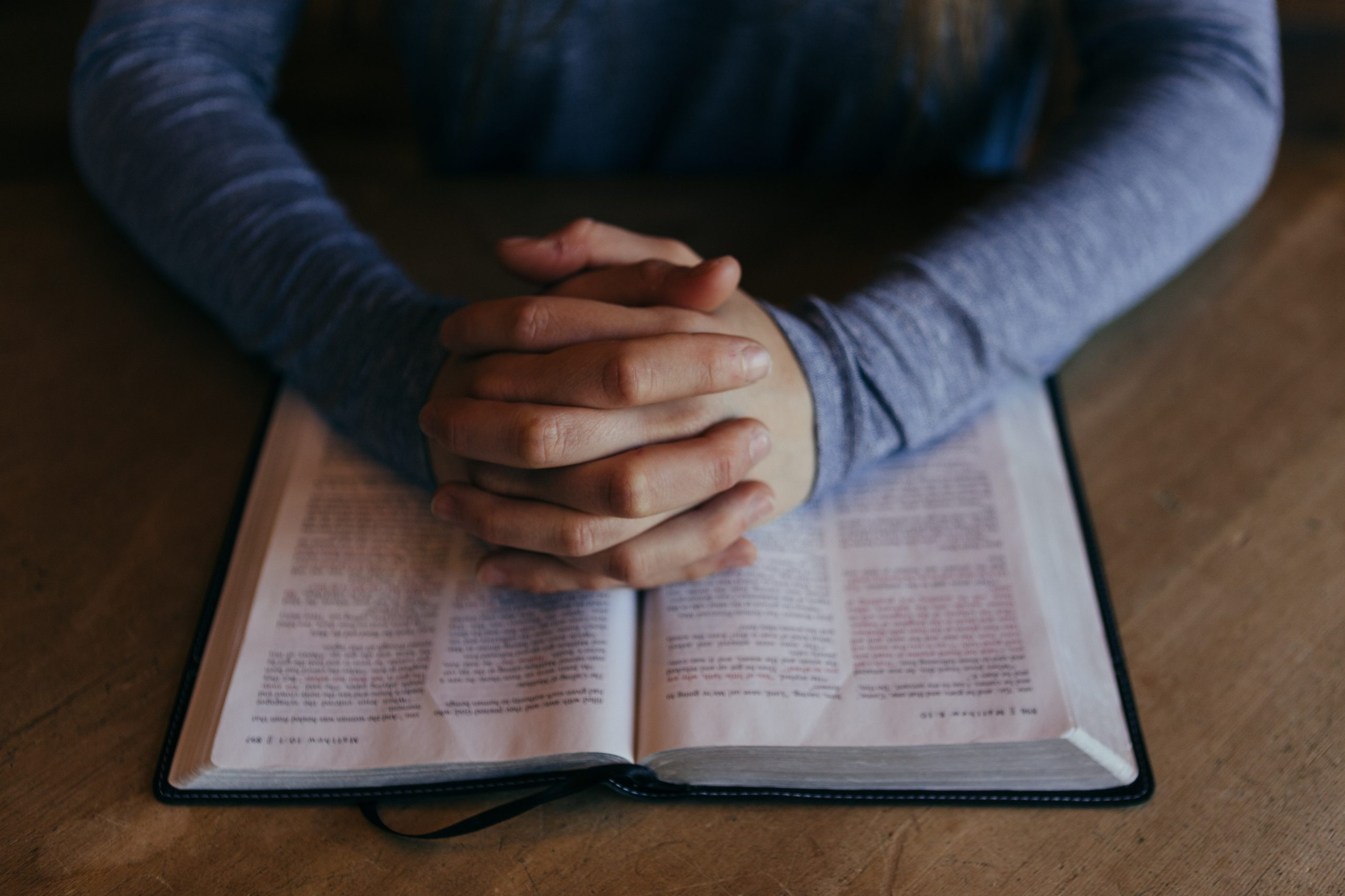 Prayer as Stewardship