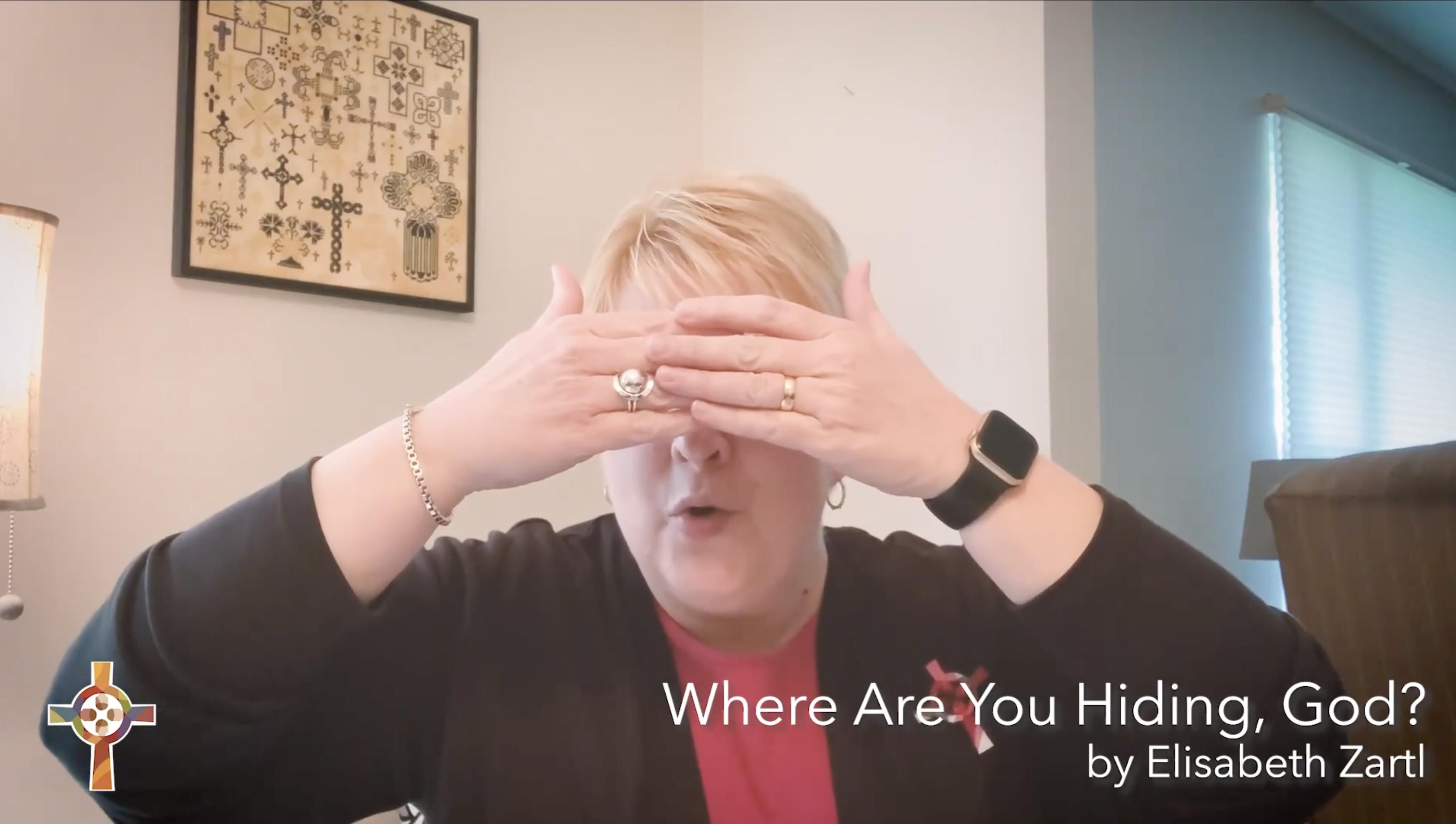 Where are you hiding, God?